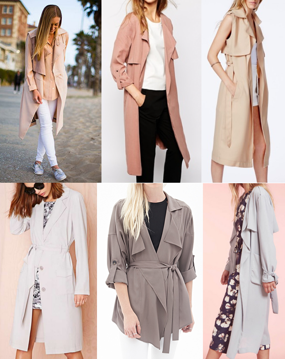 Look for less: soft trenches on a budget