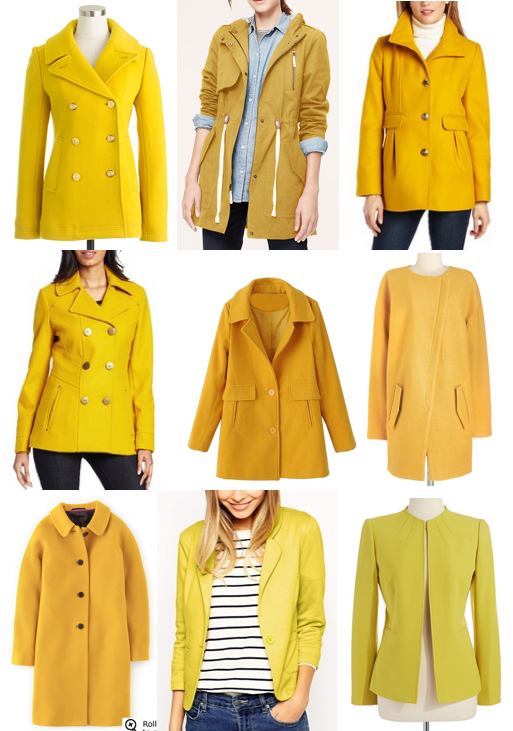 Yellow jackets for all budgets