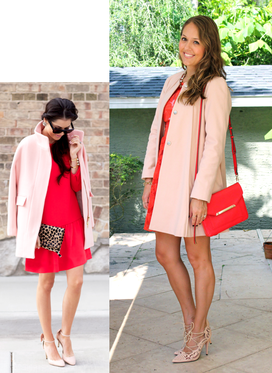 Today's Everyday Fashion: The Pink Coat — J's Everyday Fashion