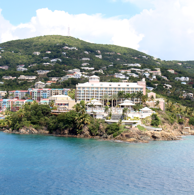 St. Thomas with Carnival