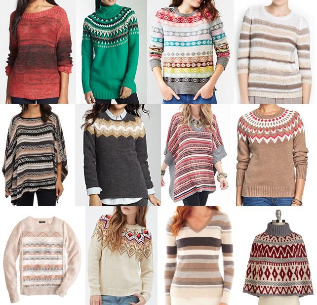 Cozy sweaters under $100