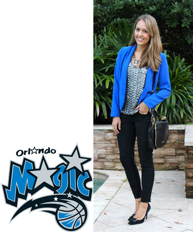 Inspiration:  Orlando Magic