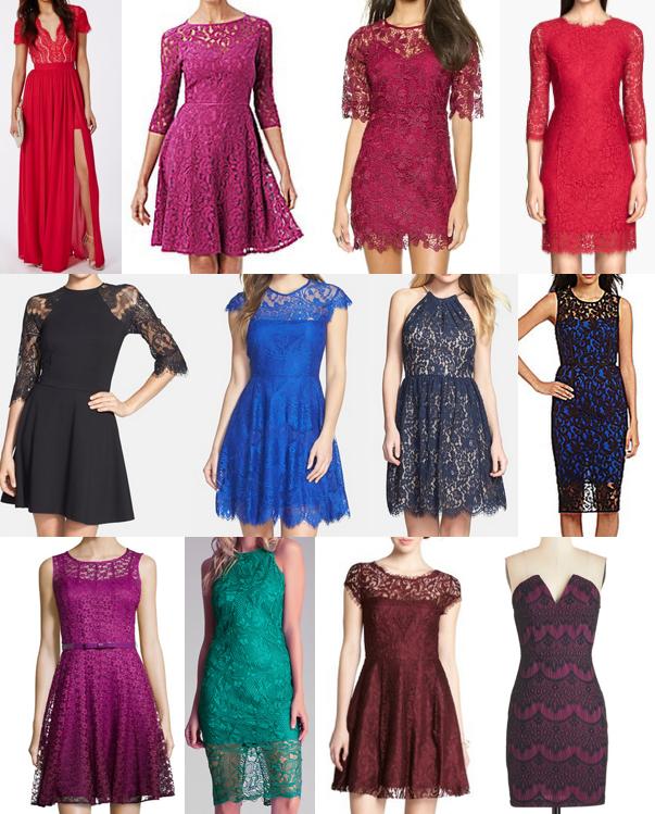 Lace dresses under $150