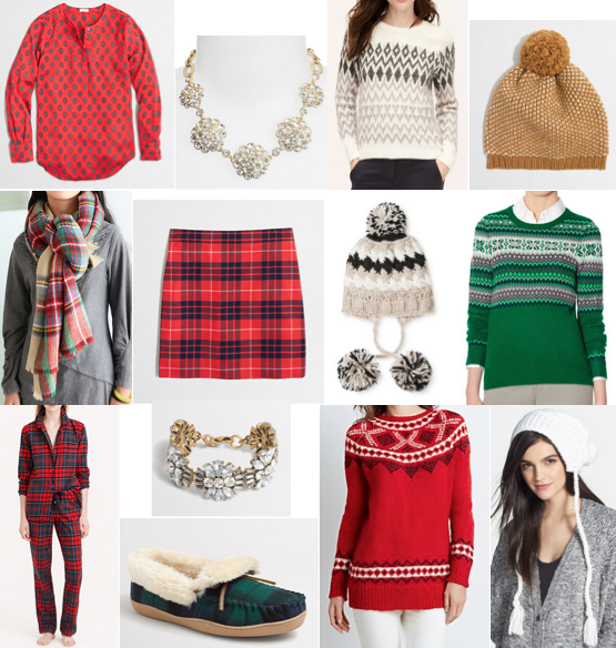 What to wear - ideas for Christmas day