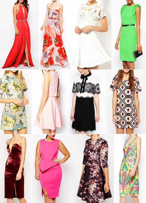 ASOS dress sale