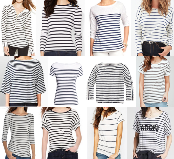 Striped shirts $10-70