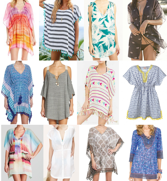 Swim coverups under $100