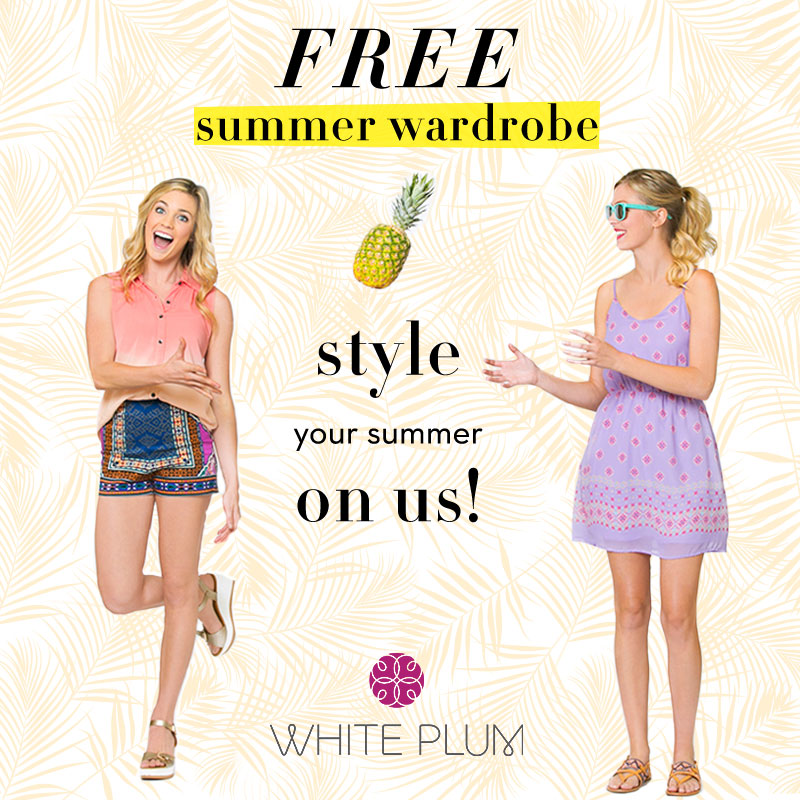 White Plum Giveaway!