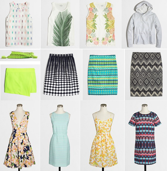 J.Crew Factory new arrivals