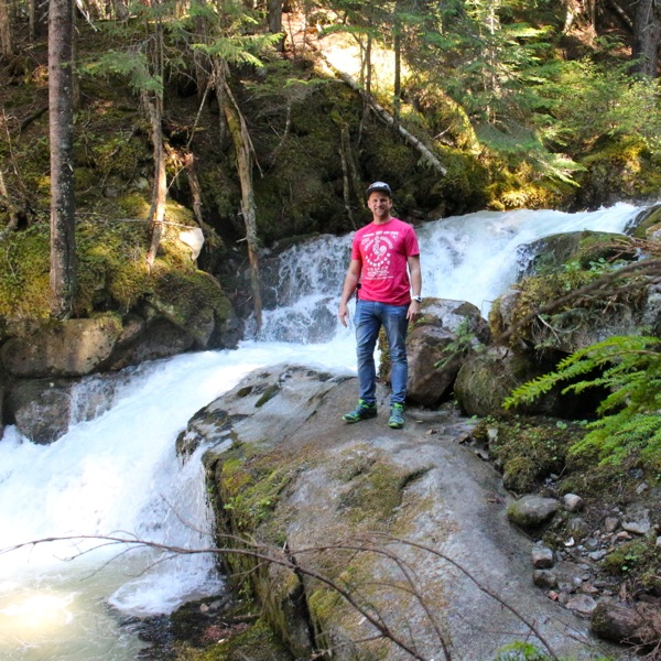 Upper Reid Falls - Skagway, Alaska