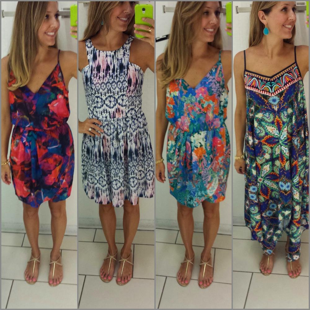 Amanda Uprichard fitting room pics