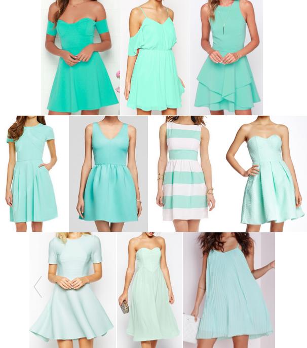 Mint dresses under $100