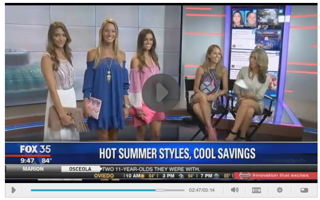Fox 35 hot summer trends