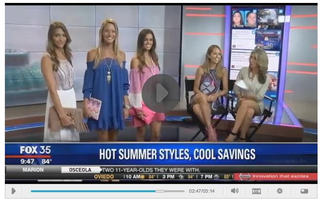 Fox 35 hot summer trends