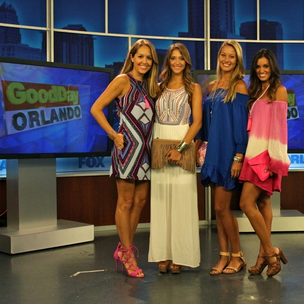 Good Day Orlando style segment