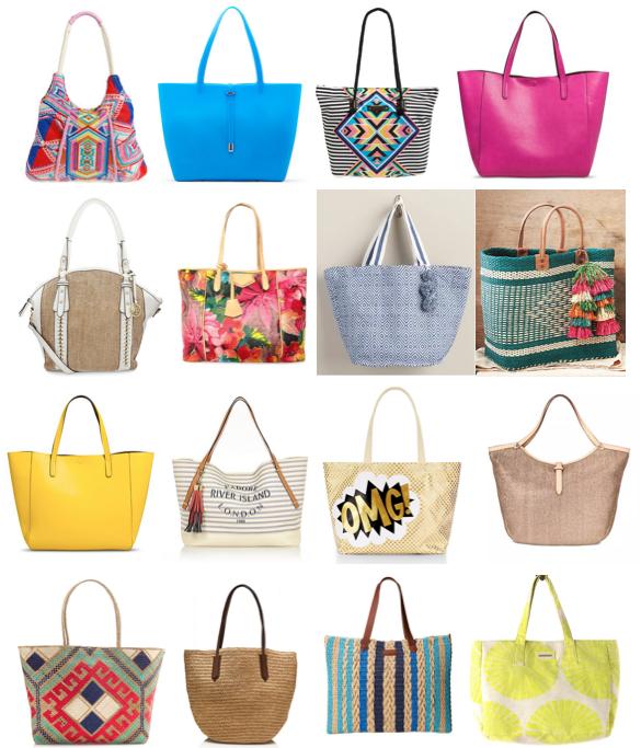 Beach bags under $90