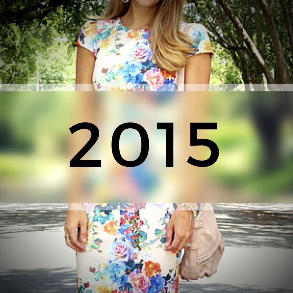 2015 Fashion