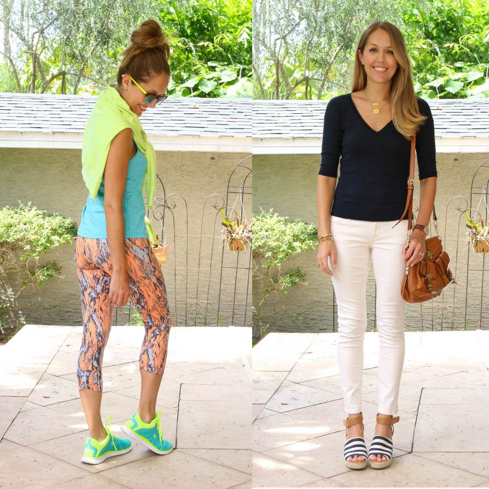 Two looks with Payless shoes