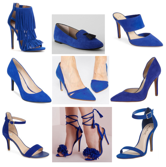 Cobalt shoes under $100