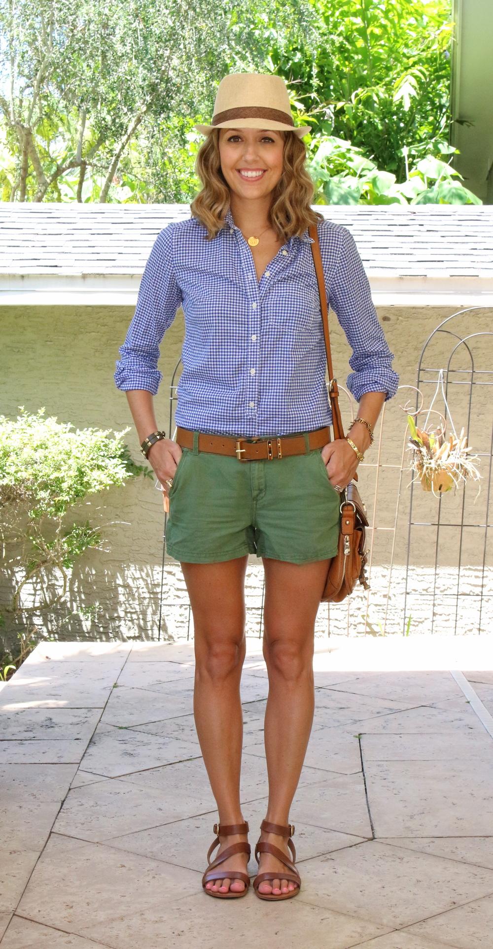 Todayu0026#39;s Everyday Fashion Green Shorts U2014 Ju0026#39;s Everyday Fashion