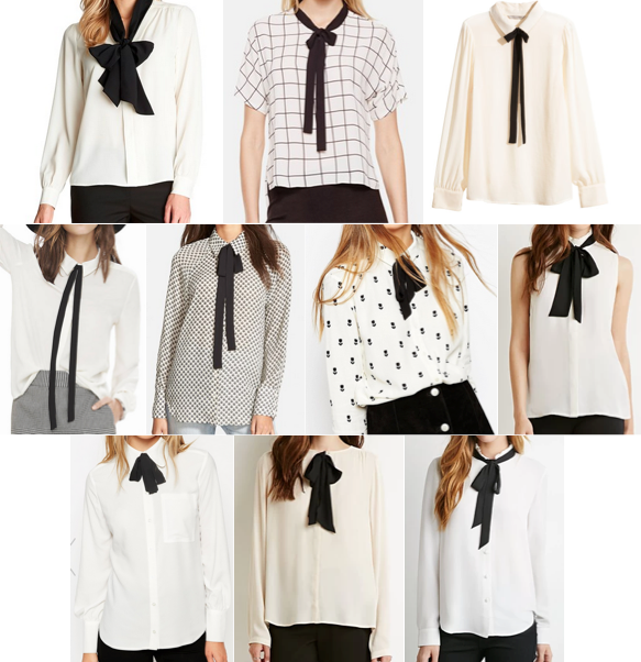 Bow tops under $100