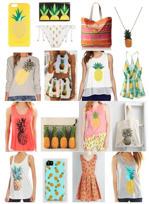Pineapple shopping under $150