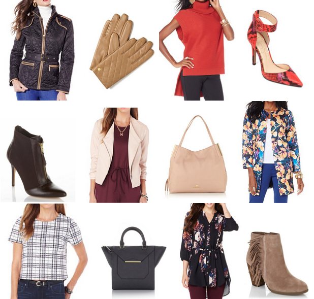HSN Fall 2015 new arrivals