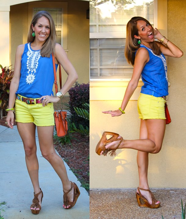 What I Wore: Cinco de Mayo