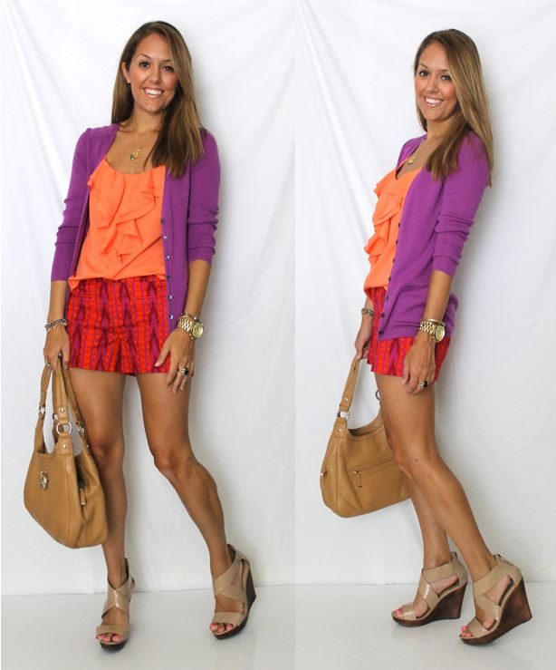 Tribal Shorts in 2 Ways