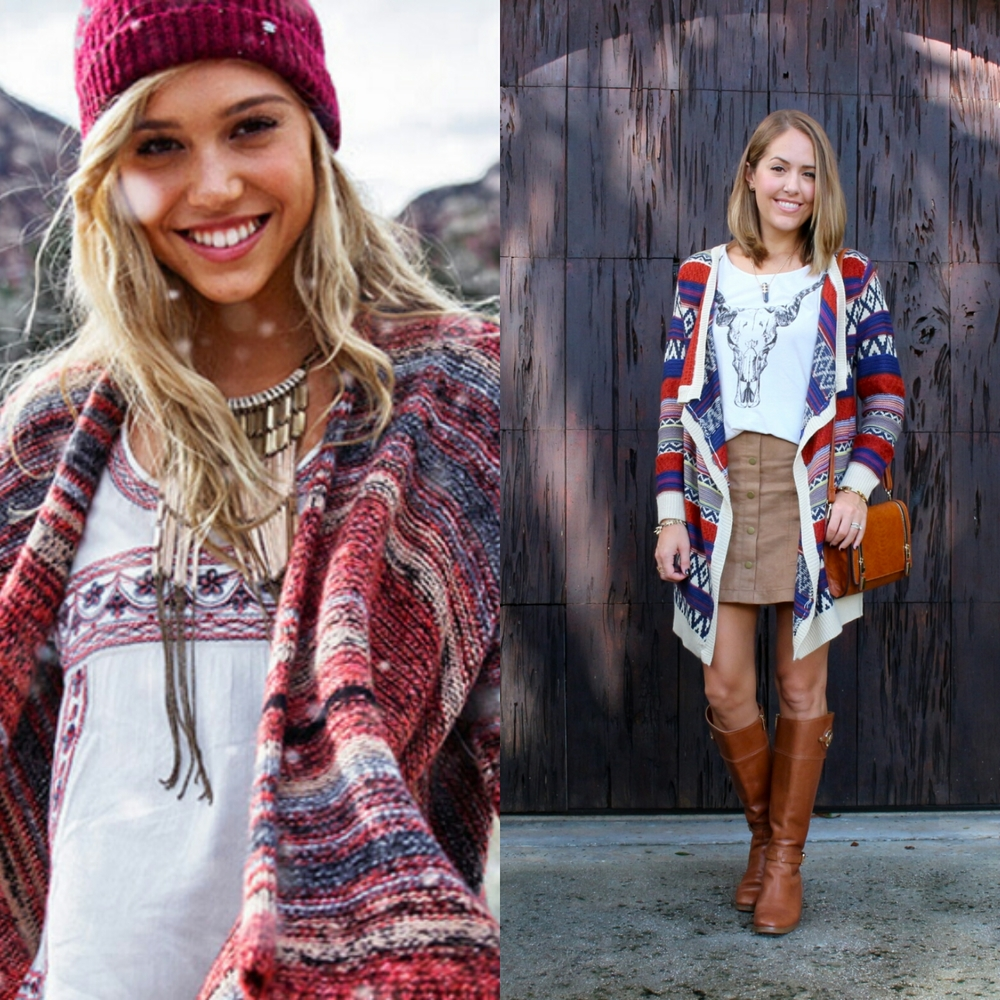 Inspiration:  American Eagle