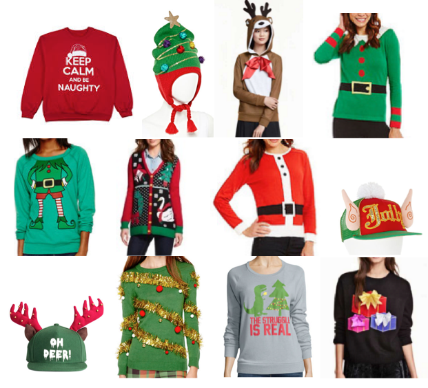 Jcpenney christmas sweater