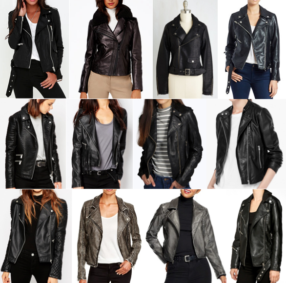 Leather jackets under $200
