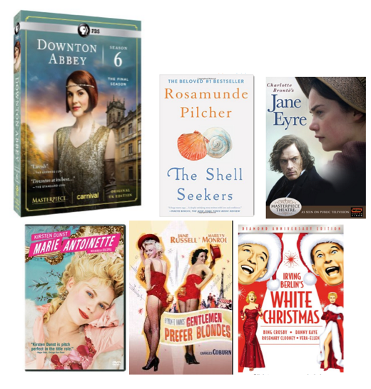 If you like Downton Abbey, then you may like these other books and movies