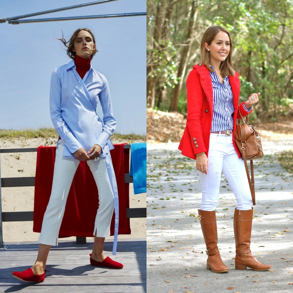 Inspiration: Rosetta Getty via Whowhatwear