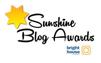 Sunshine Blog Awards