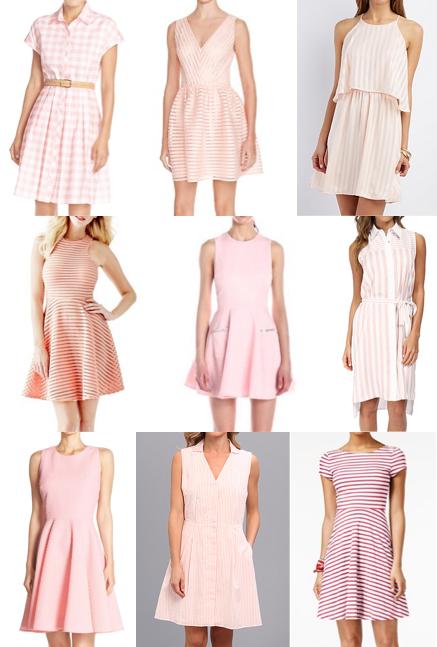Pink dresses under $150