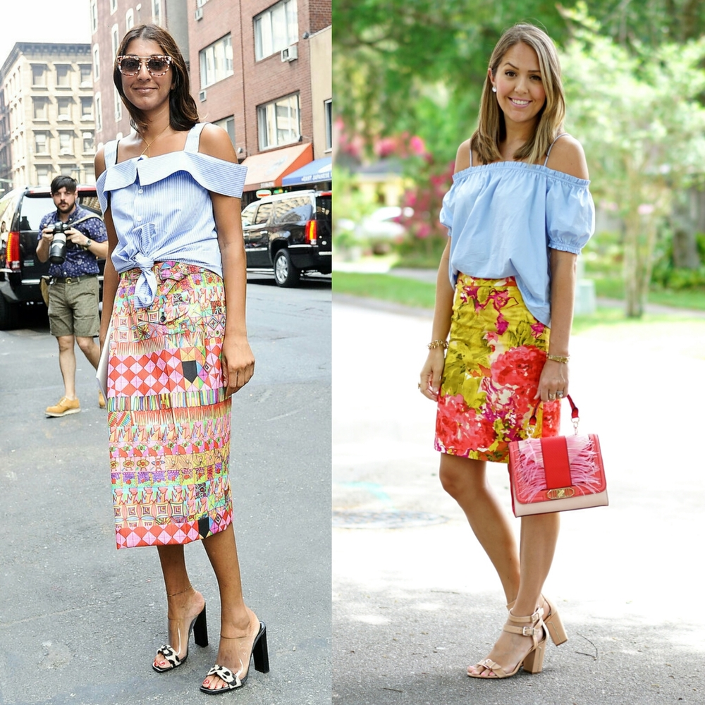 Inspiration: Getty/Daniel Zuchnik via  WhoWhatWear