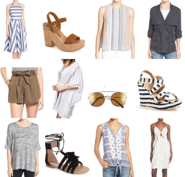 Nordstrom vacation essentials