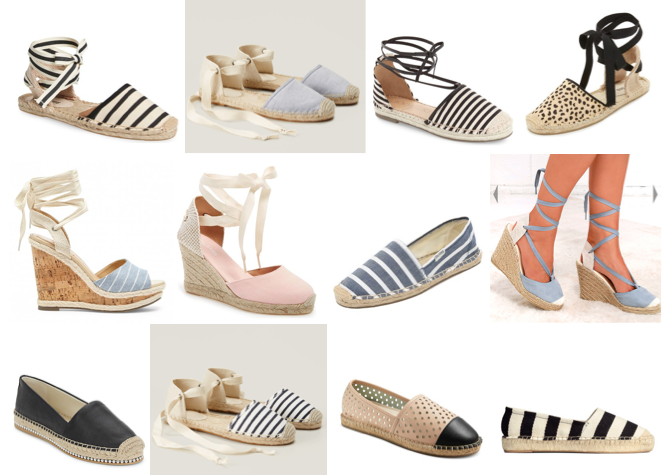 Espadrilles under $100