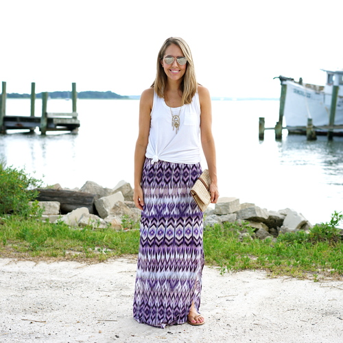Belize MAXi Dress (skirt only)