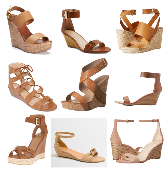 Easy wedges under $100