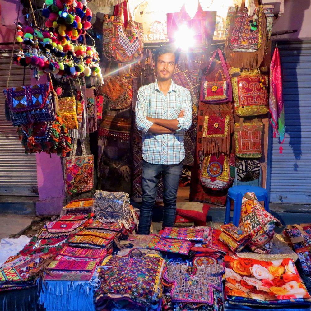 Janpath Market - New Delhi