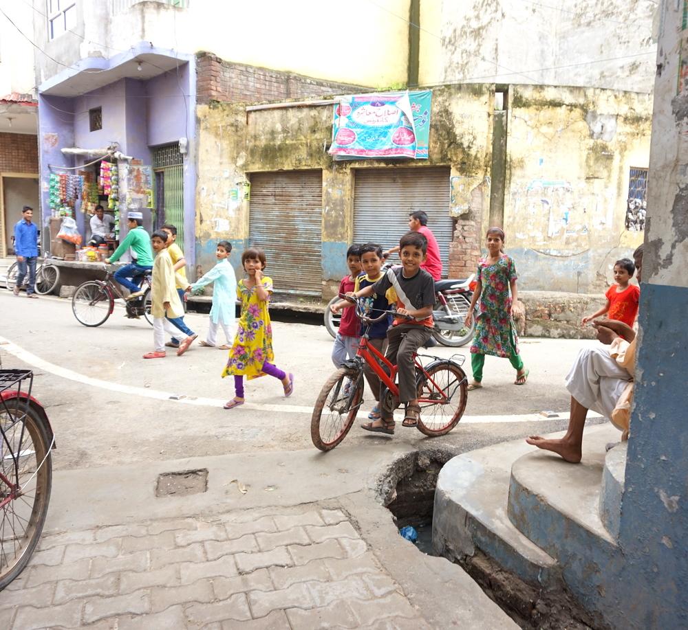 Sarai Tarin, India