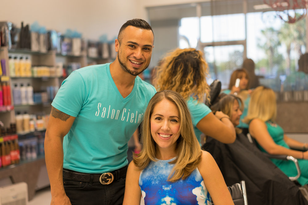 Salon Cielo in Orlando, FL