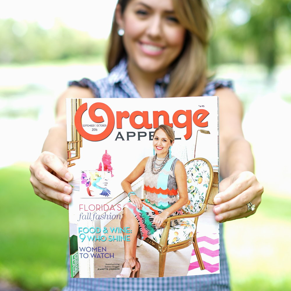 Orange Appeal Magazine