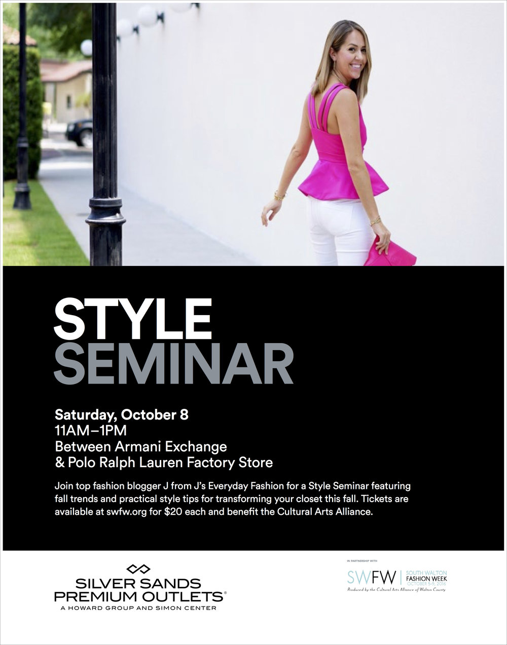 Silver Sands Style Seminar