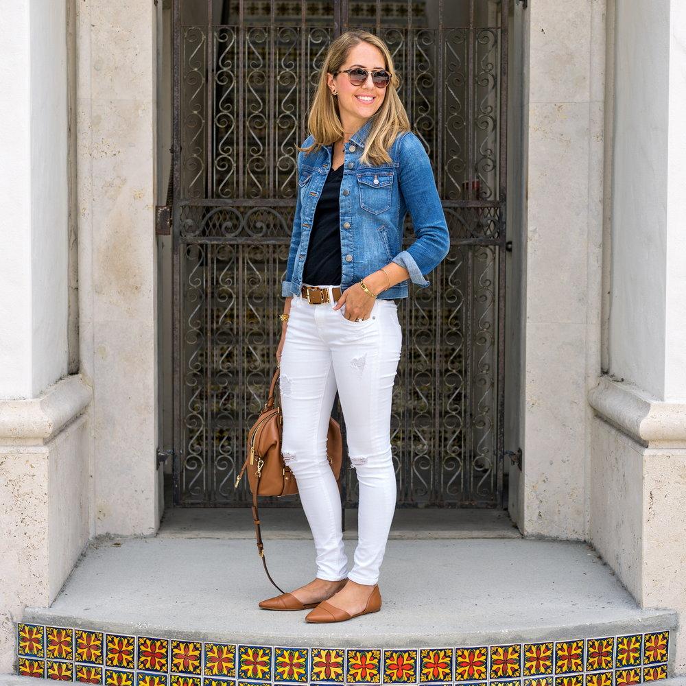 Today's Everyday Fashion: The Denim Jacket — J's Everyday ...