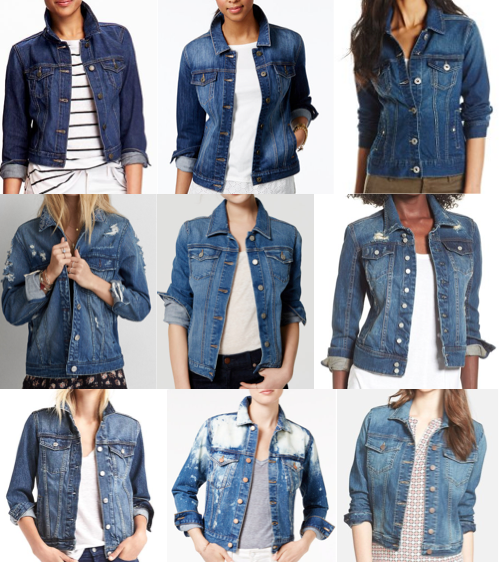 Denim jackets under $100
