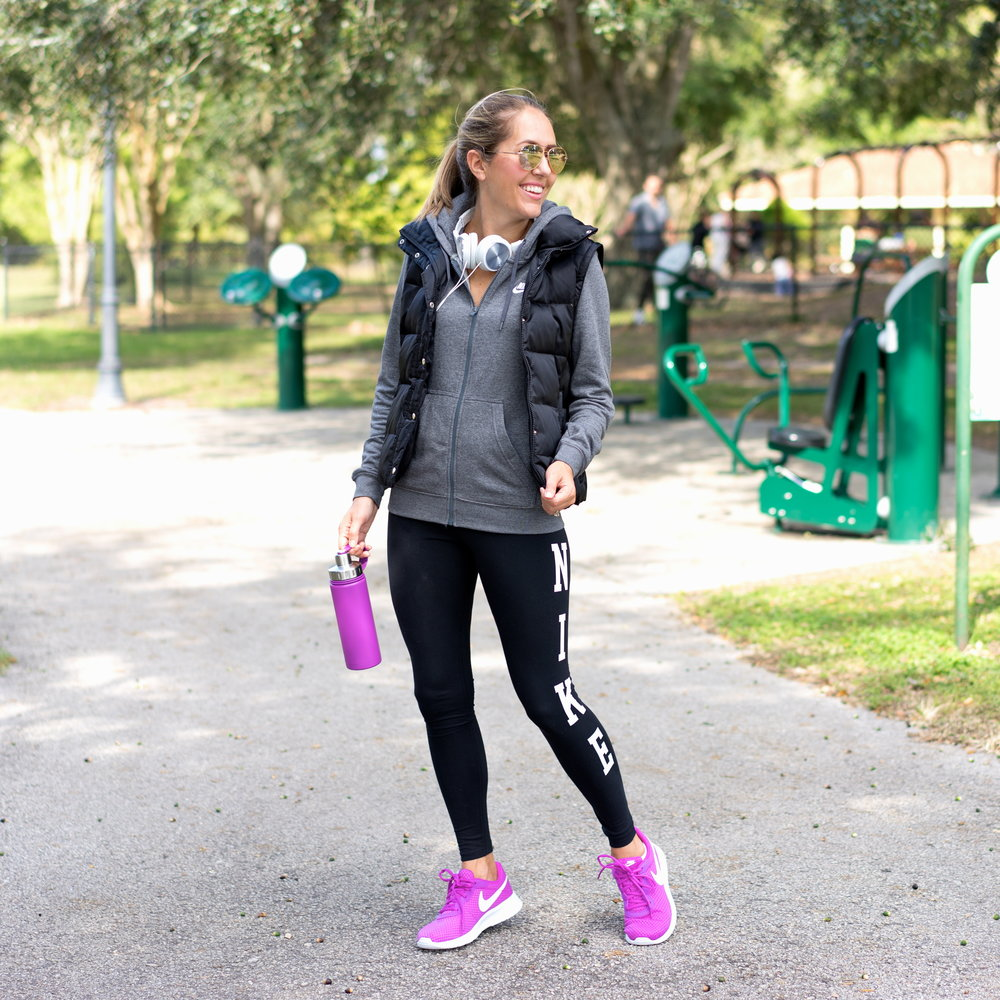 Athletic gear, workout outfit