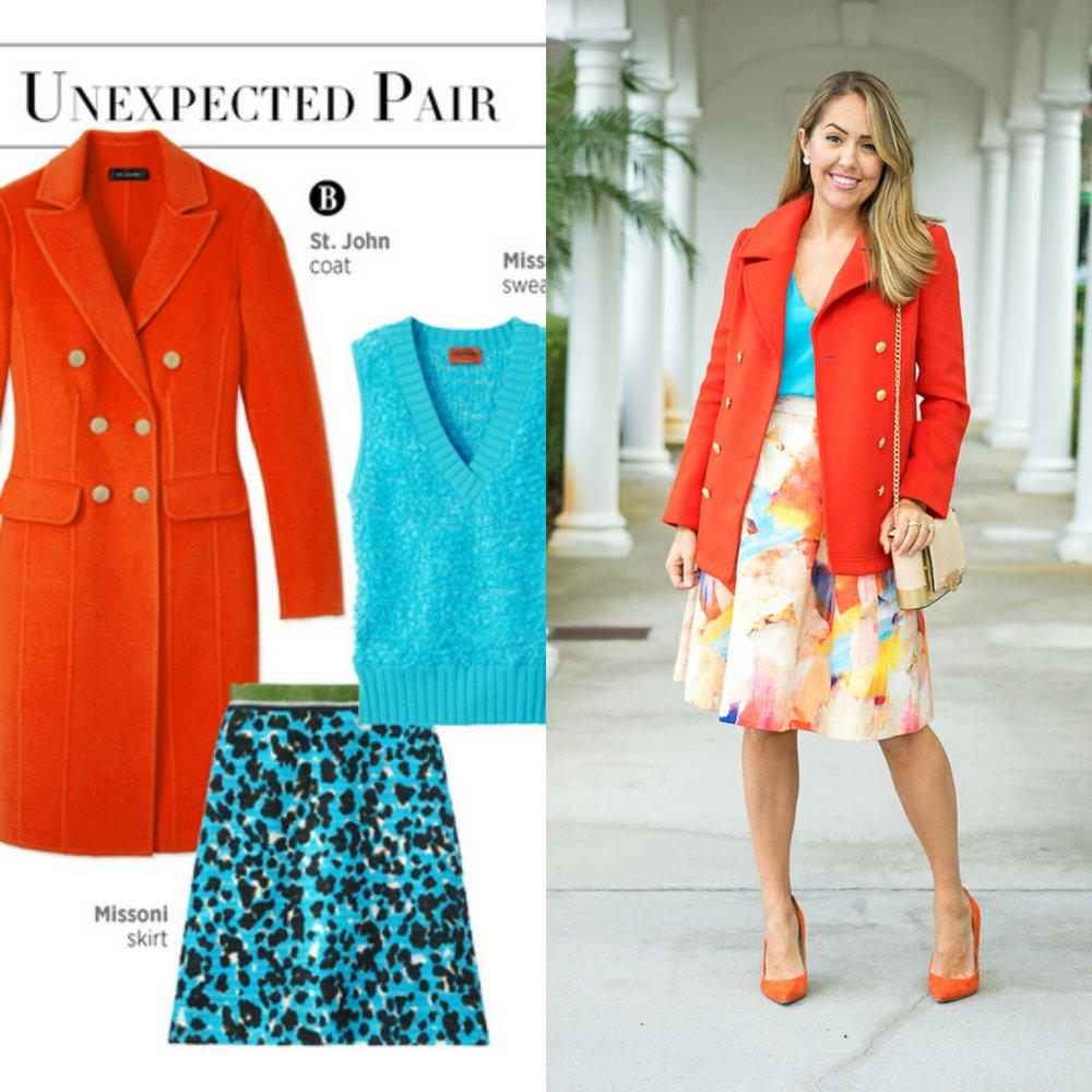 Inspiration:  Harper's Bazaar